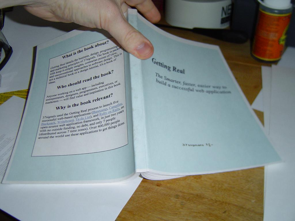 Binding Your Own Paperback Books
